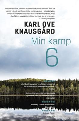 Min kamp 6 Karl Ove Knausgård 9788711388334