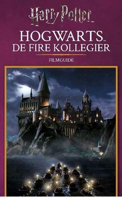 Filmguide - Hogwarts - de fire kollegier  9788711690819