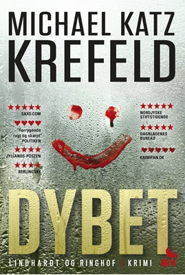 Dybet Michael Katz Krefeld 9788711543634
