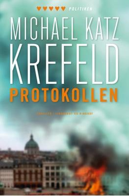 Protokollen, pb. Michael Katz Krefeld 9788711396247