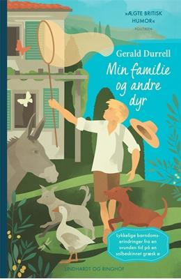 Min familie og andre dyr Gerald Durrell 9788711565926
