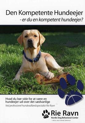 Den kompetente hundeejer Rie Ravn 9788799641468