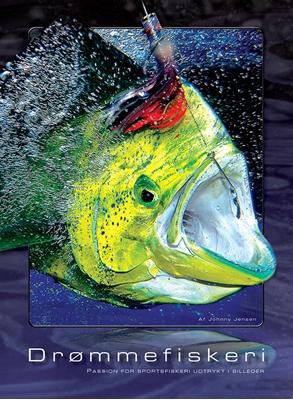 Drømmefiskeri Johnny Jensen 9788799403707