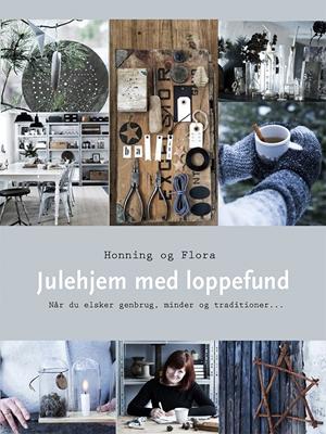 Julehjem med loppefund Rikke Larsen 9788799418886