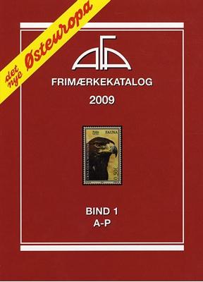 AFA Østeuropa frimærkekatalog A-P  9788770123327