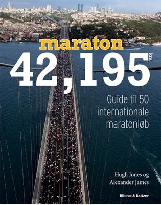Maraton 42,195 km Alexander James, Hugh Jones 9788778423313