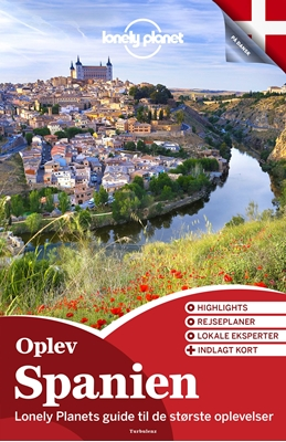 Oplev Spanien (Lonely Planet) Lonely Planet 9788771481310