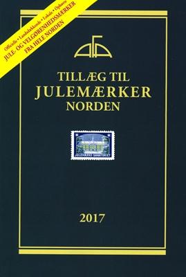 AFA Julemærker tillæg 2017  9788770124263