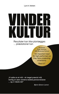 VINDERKULTUR Lars H. Nielsen 9788799505456