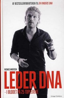 Leder DNA Rasmus Ankersen 9788792910875