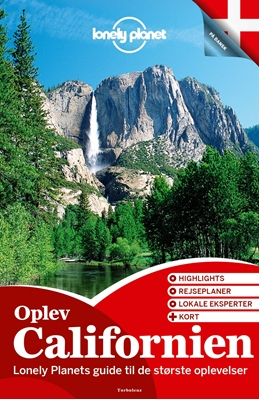 Oplev Californien (Lonely Planet) Lonely Planet 9788771481549