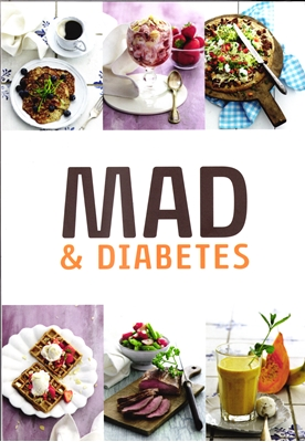 Mad & Diabetes Søs Wollesen, Carl Bjarne Mikkelsen 9788792487308