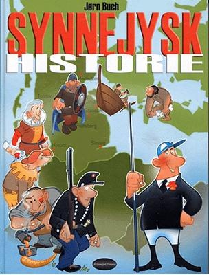 Synnejysk historie Jørn Buch 9788798917229