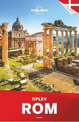 Oplev Rom (Lonely Planet) Lonely Planet 9788771482423