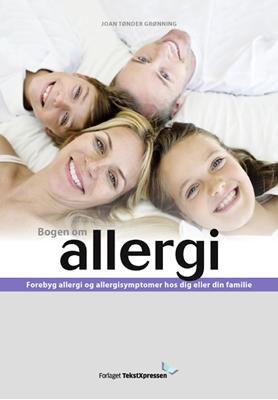 Bogen om Allergi Joan Tønder Grønning 9788790614072