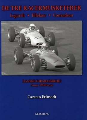 De tre racermusketerer Carsten Frimodt 9788798972556
