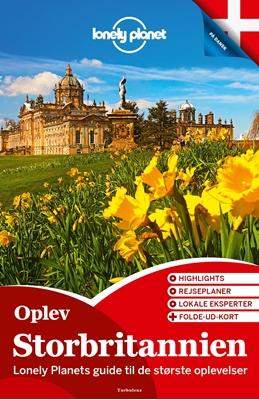 Oplev Storbritanien (Lonely Planet) Lonely Planet 9788771481556