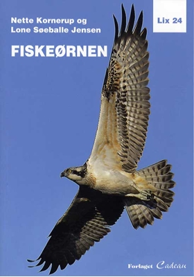 Fiskeørnen Nette Kornerup, Lone Søeballe Jensen 9788793070691