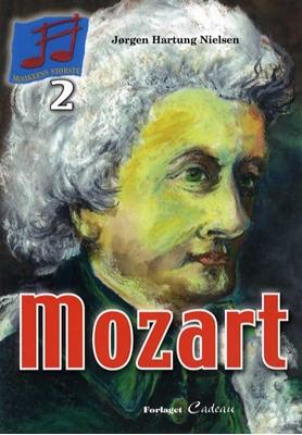 Mozart Jørgen Hartung Nielsen 9788793070981