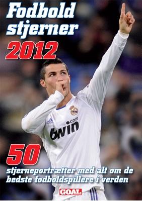 Fodboldstjerner 2012 GOAL 9788776796327