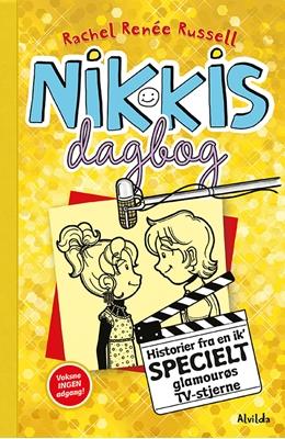 Nikkis dagbog 7: Historier fra en ik' specielt glamourøs TV-stjerne Rachel Renee Russell 9788741500409