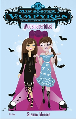 Min søster, vampyren 16: Modemareridtet Sienna Mercer 9788771652598