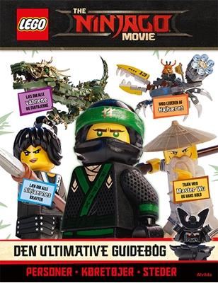 LEGO® Ninjago™ Filmen - Den ultimative guidebog  9788771659047