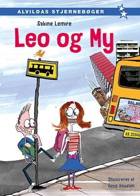 Leo og My (1) Sabine Lemire 9788771657456