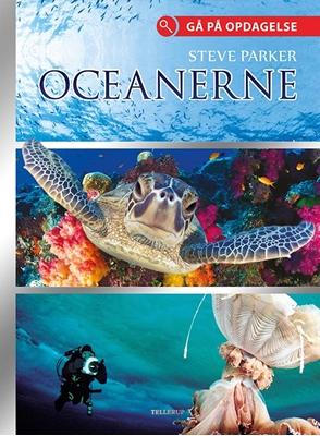 Gå på opdagelse: Oceanerne Steve Parker 9788758813462