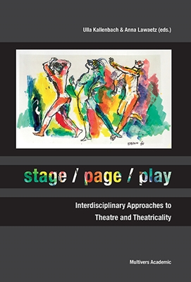 Stage page play Anna Lawaetz (eds.), Ulla Kallenbach 9788779174443