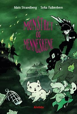 Monstret og menneskene (3) Mats Strandberg 9788771656503