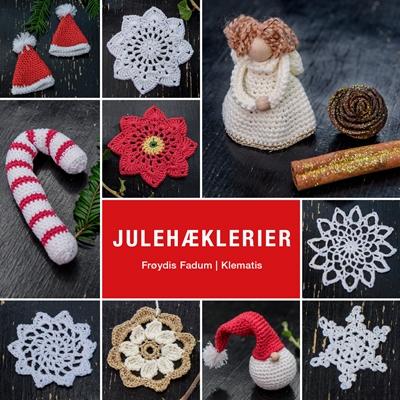 Julehæklerier Frøydis Fadum 9788771392876