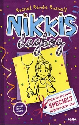 Nikkis dagbog 2: Historier fra en ik' specielt populær party-pige Rachel Renee Russell 9788771059397