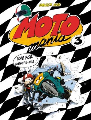 MOTOmania 3 Holger Aue 9788789792873