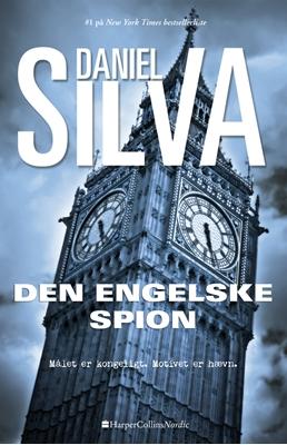 Den engelske spion Daniel Silva 9788771911268
