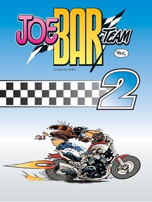 Joe Bar Team 2 Fane 9788793589155