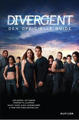 Divergent - Den officielle guide Cecilia Bernard 9788771058215