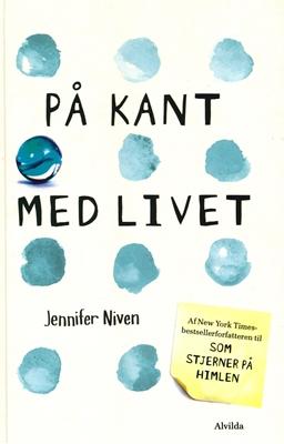 På kant med livet Jennifer Niven 9788771655346