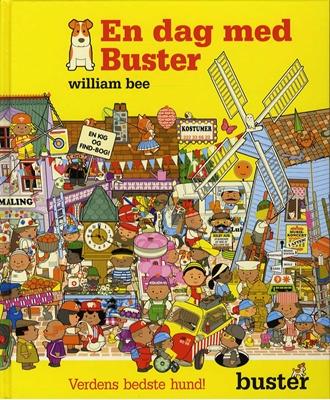 En dag med Buster William Bee 9788771390711
