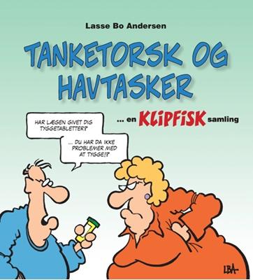 Tanketorsk og havtasker Lasse Bo Andersen 9788799415410