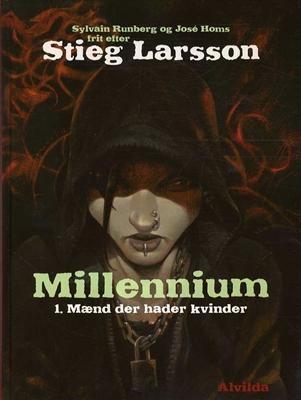 Millennium 1: Mænd der hader kvinder Sylvain Runberg, Stieg Larsson 9788771054217