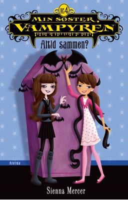 Min søster, vampyren 4 Sienna Mercer 9788771050349