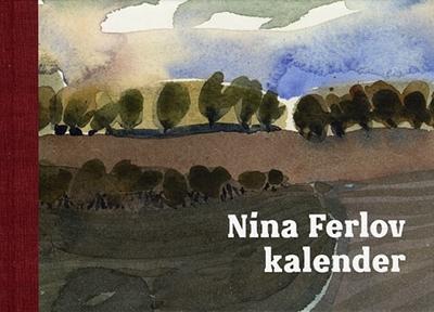 Nina Ferlov kalender Nina Ferlov 9788764105674