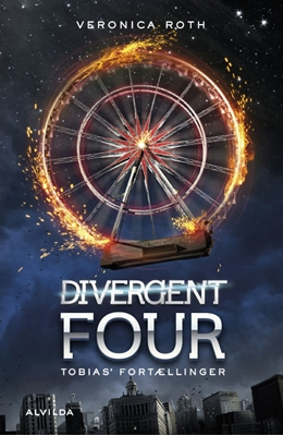 Divergent Four: Tobias' fortællinger VERONICA ROTH 9788771058147