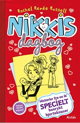 Nikkis dagbog 6: Historier fra en ik' specielt henrykt hjerteknuser Rachel Renee Russell 9788771656152