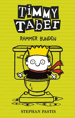 Timmy Taber 4: Rammer bunden Stephan Pastis 9788771652437