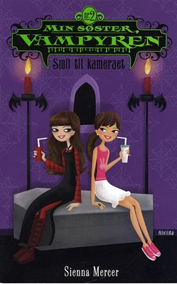 Min søster, vampyren 2: Smil til kameraet Sienna Mercer 9788771050325