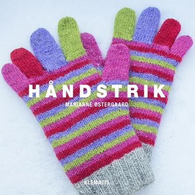 Håndstrik Marianne Østergaard 9788771392449