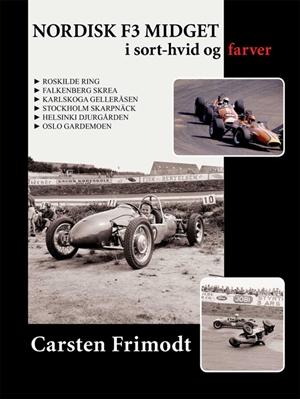 Nordisk F3 Midget i sort-hvid og farver Carsten Frimodt 9788789792606