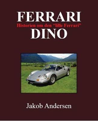 Ferrari Dino Jakob Andersen 9788789792064